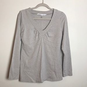 Athleta v neck